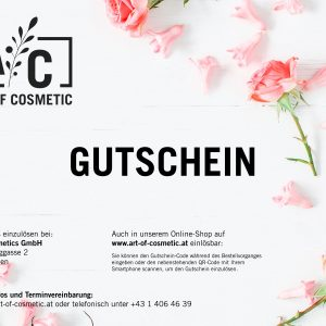 Art of Cosmetic Gutschein