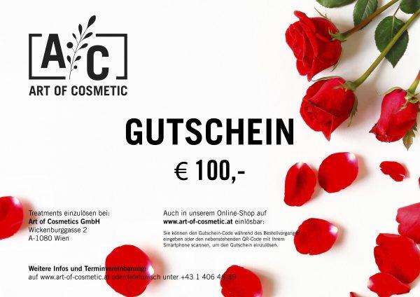 Art of Cosmetic Gutschein